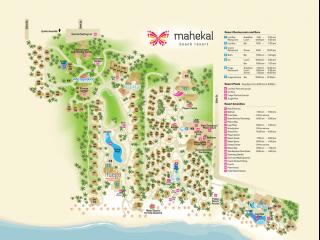 Mahekal Beach Resort Website