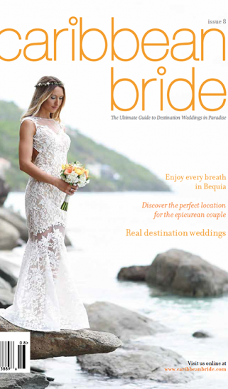 Caribbean Bride Magazine Showcases Mahekal