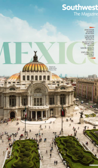 Southwest The Magazine Names Mahekal Top 10 Hotel in Mexico