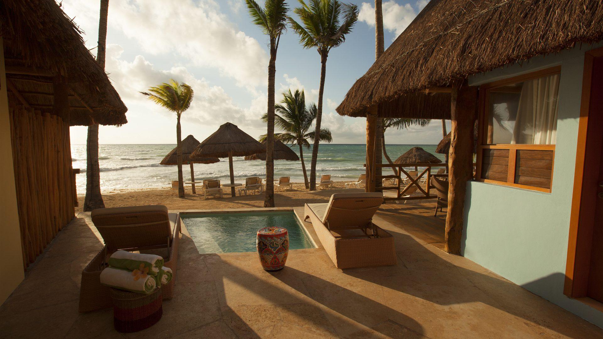 Playa del Carmen Accommodations | Mahekal Beach Resort