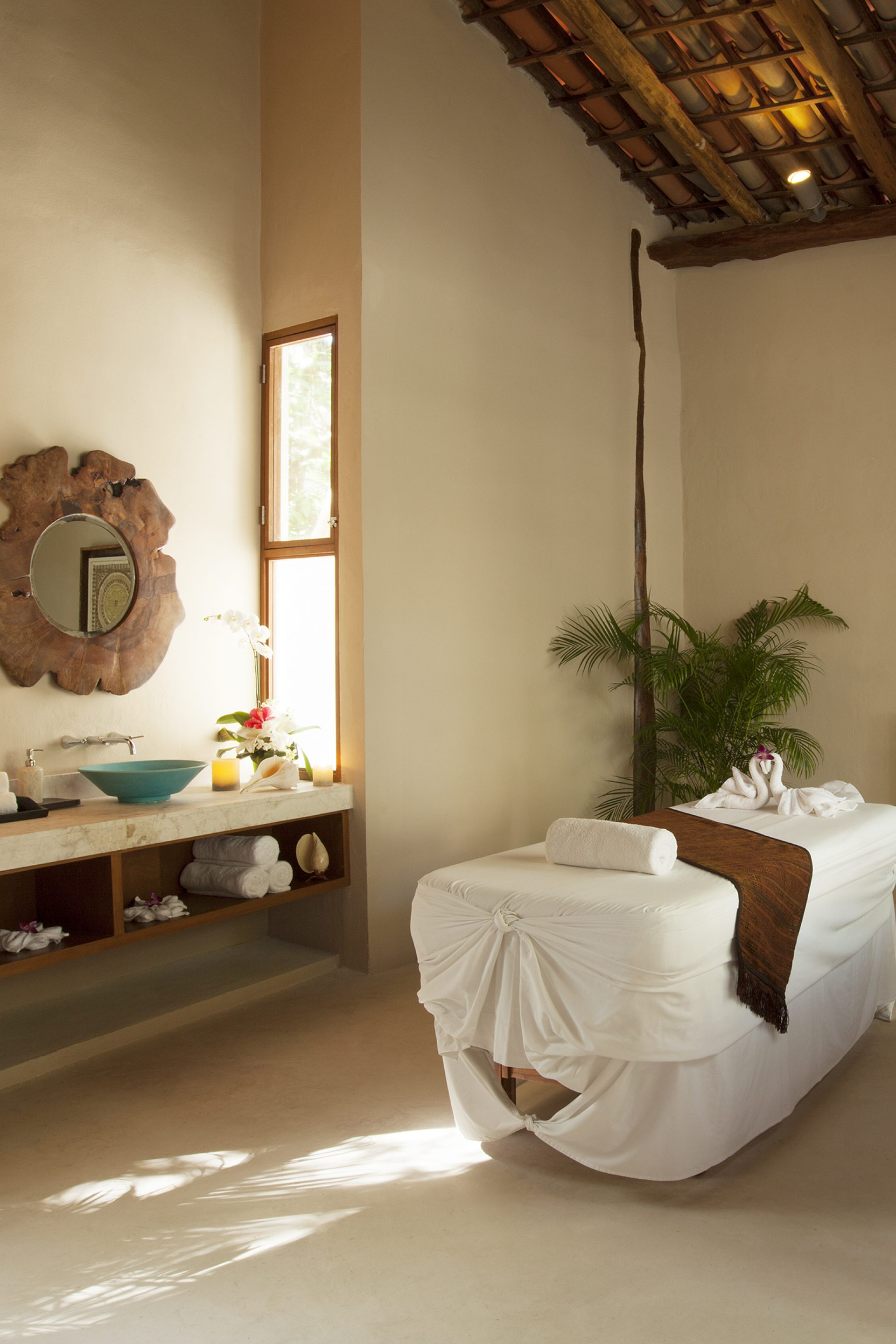 Couples Massage in Playa del Carmen at Revive Spa