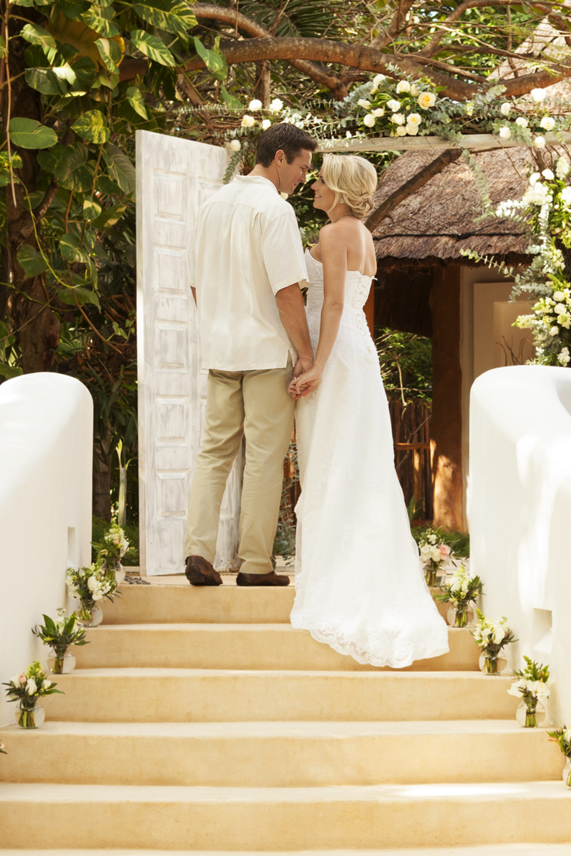 A Destination Wedding in Paradise at Mahekal Beach Resort