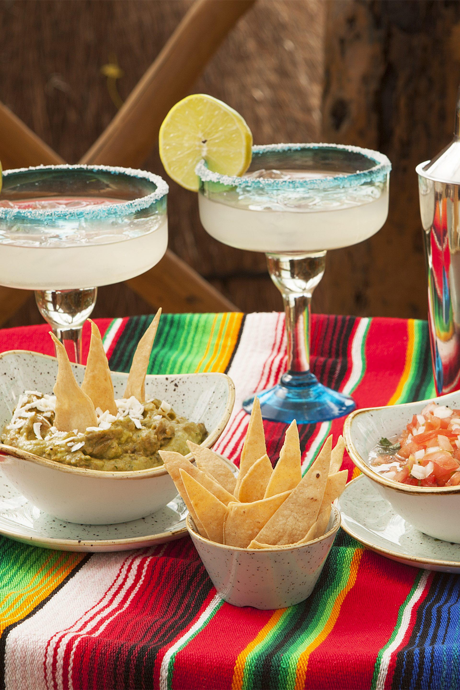 Experience Package with Margaritas and chips