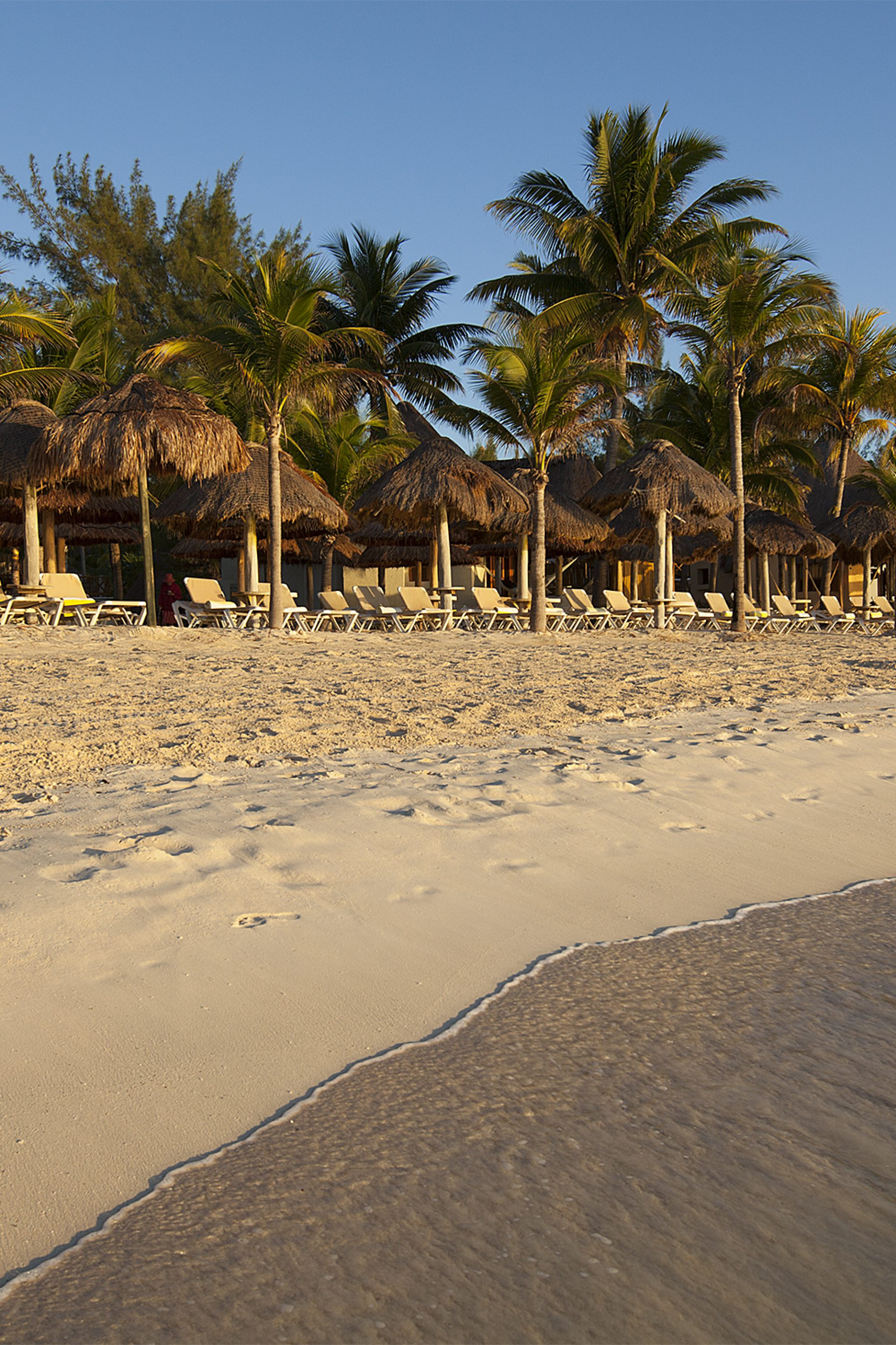 White Sand Beaches at Mahekal Beach Resort