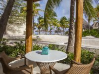 Ocean view and Luxury on private Terrace at Mahekal Beach Resort