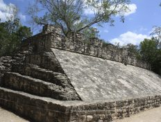 Explore the Coba Ruins in Cancun Mexico