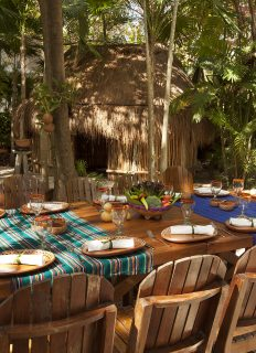 Mayan Inspired Dining in Playa del Carmen