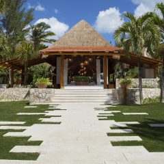 Mahekal Beach Resort lobby