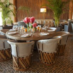 Dine in Style at Las Olas in Playa del Carmen