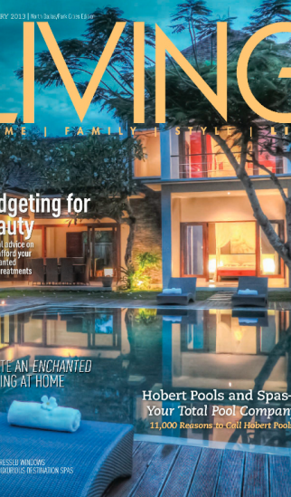 Living Magazine Highlights Mahekal Beach Resort