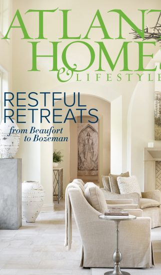 Atlanta Homes & Lifestyles Features Mahekal Beach Resort