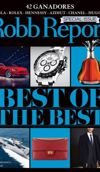 Robb Report Mexico