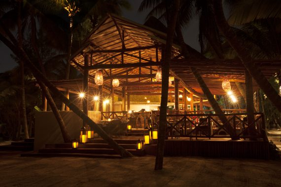 Fuego Restaurante y Cantina at Mahekal Beach Resort