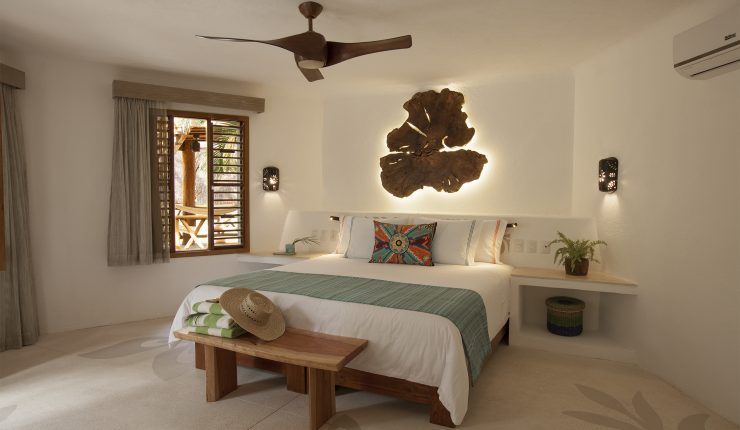 Mahekal Beach Resort accommodations